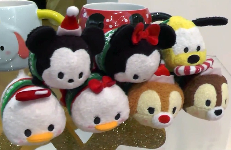 Sneak Peek of Upcoming Tsum Tsum Sets | My Tsum Tsum