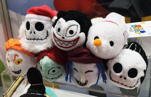 The Nightmare Before Christmas Tsum Tsum Preview