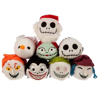 The Nightmare Before Christmas Tsum Tsum Collection Now