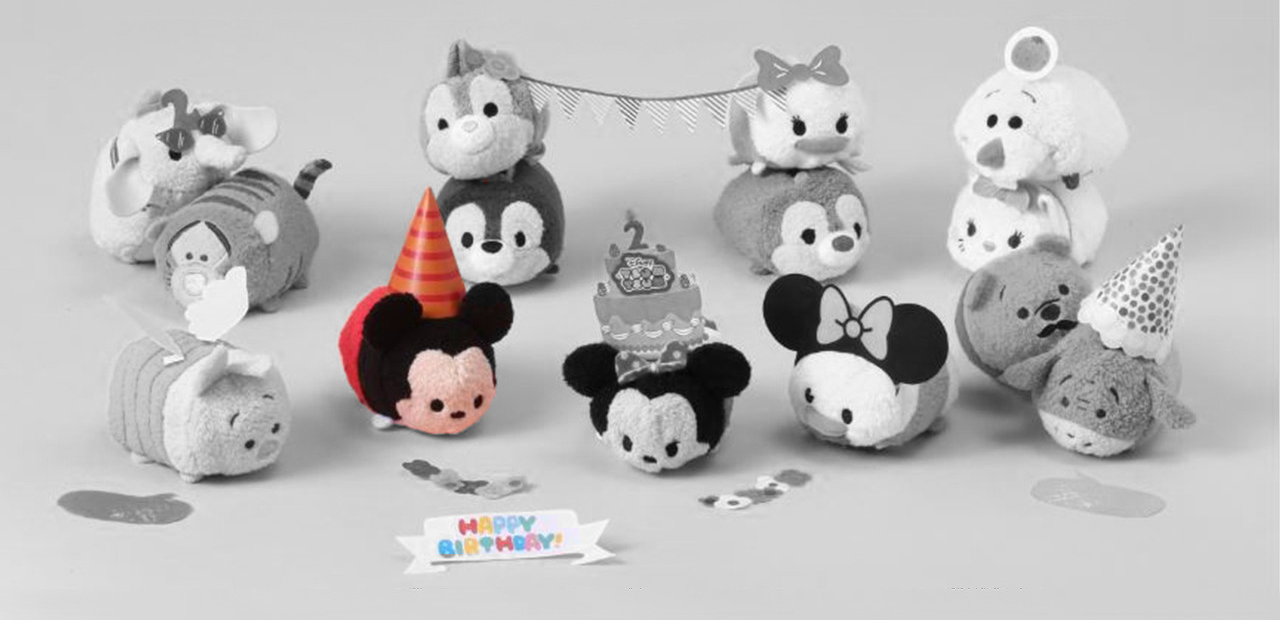 Happy Birthday Mickey Mouse My Tsum Tsum