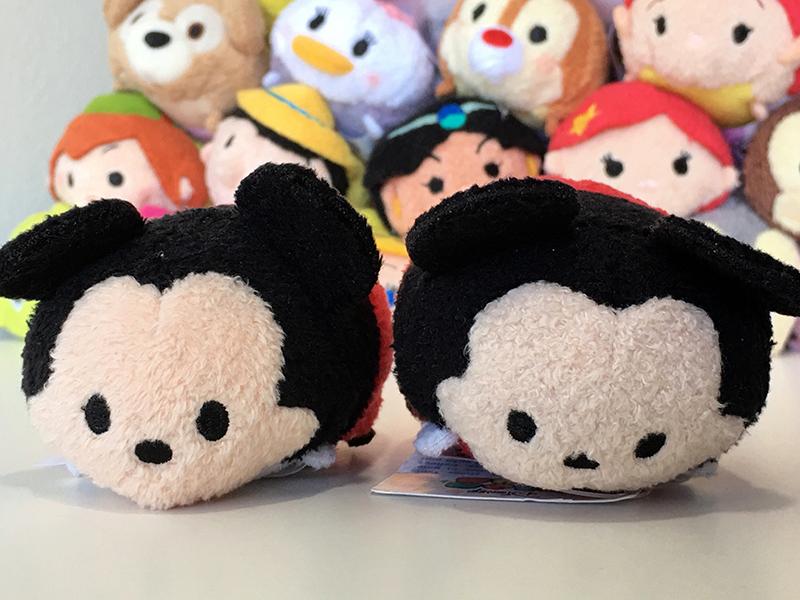638e3d8436f Disney Store Tsum Tsum vs. Target Tsum Tsum