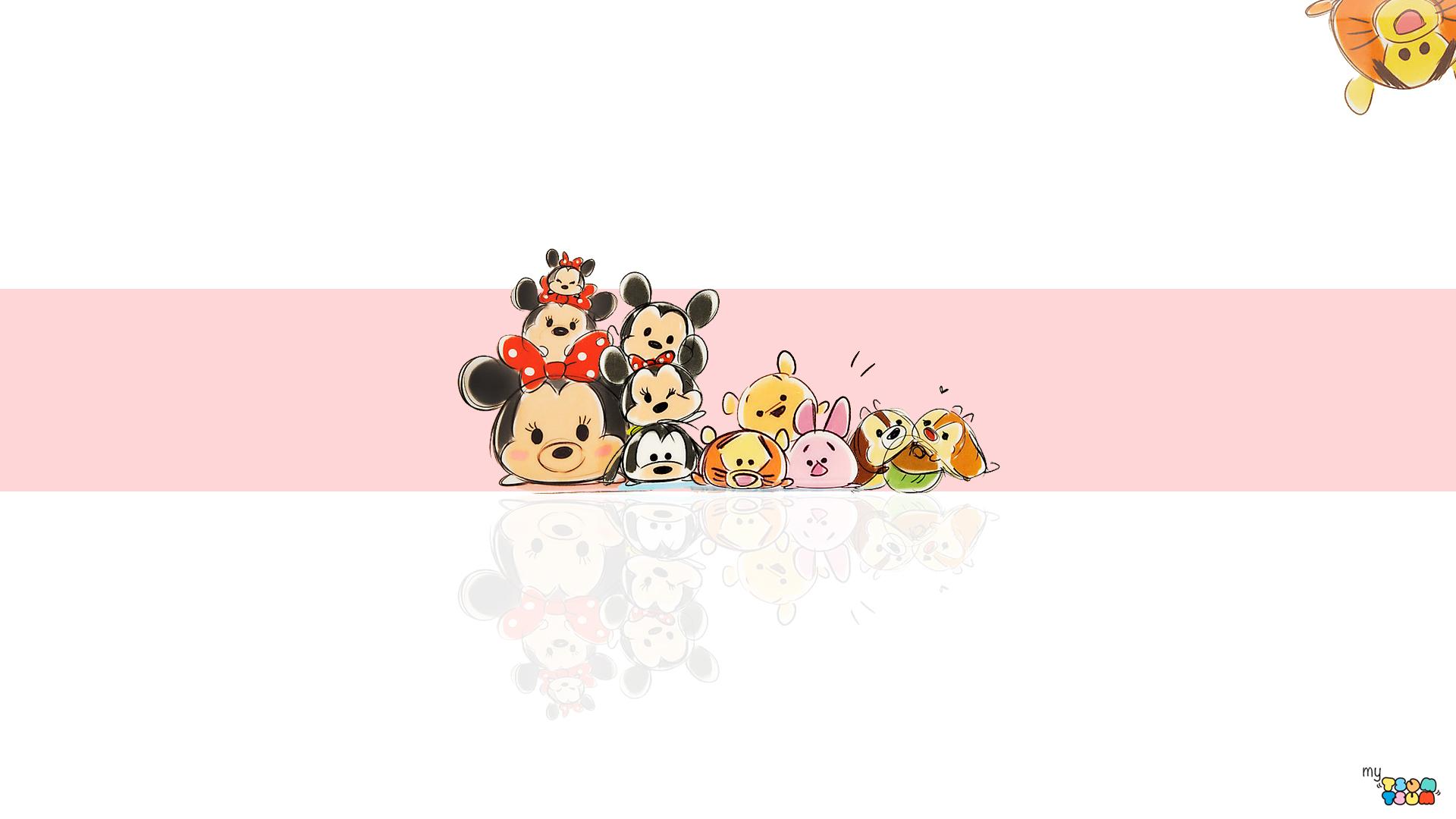 Disney Tsum Tsum Wallpapers | My Tsum Tsum