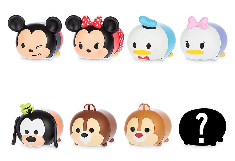 Disney Tsum Tsum Para Colorear Mike: Mickey And Friends Tsum Tsum Vinyl Figures