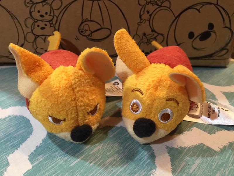 5aeff5610b7 Finnick Tsum Tsum Comparsion. Judy Hopps Tsum Tsum Disney Store ...