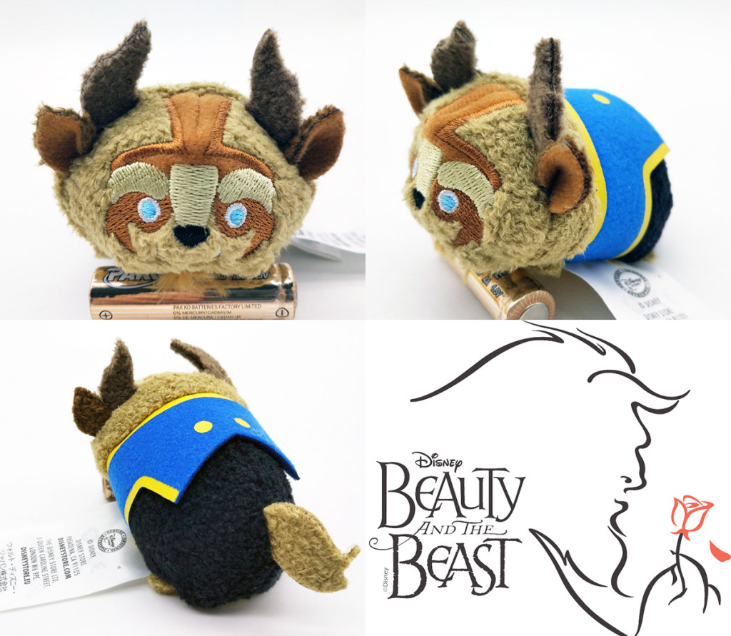 52c7f79ab63 Beauty and the Beast - Beast Tsum Tsum Overview