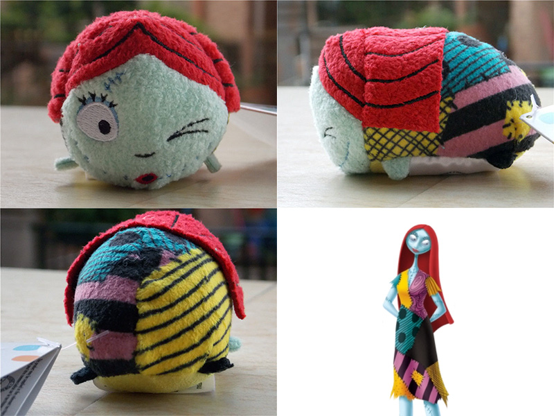 Winking Sally Tsum Tsum Preview