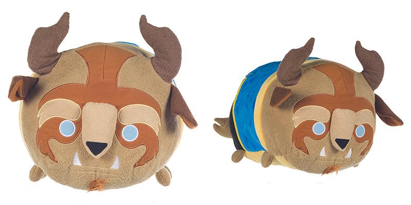 0285ab2c19c Medium Belle and Large Beast Tsum Tsum