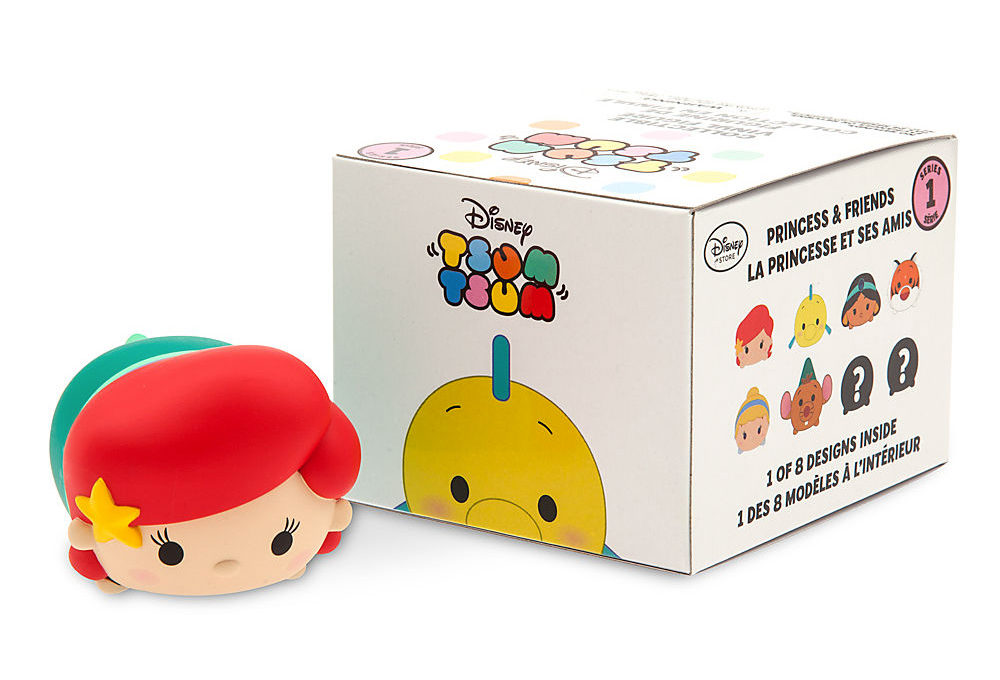 Disney Princess Quot Tsum Tsum Quot Series 1 Vinyl Figure Now