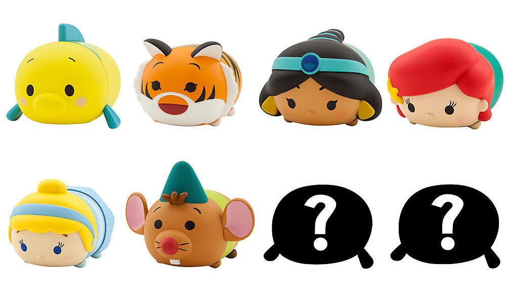 La Puntada De La Princesa Jasmine De Disney Tsum Tsum: Disney's Tsum Tsum Plush Guide - Part 8
