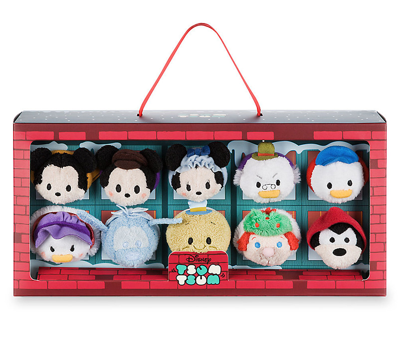 November's Tsum Tsum Tsuesdays Collection Is Now Available