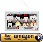 Christmas 2015 Tsum Tsum Box Set