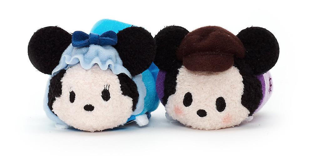 Mickeys Christmas Carol Minnie.A Look Inside Mickey S Christmas Carol Tsum Tsum Box Set