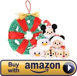 Christmas Wreath 2015 Tsum Tsum Set