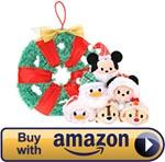 Christmas Wreath 2015 Tsum Tsum Set