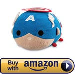 Medium Captain America Tsum Tsum