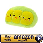 Medium Three Peas in a Pod Tsum Tsum