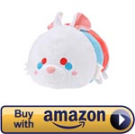 Medium White Rabbit Tsum Tsum