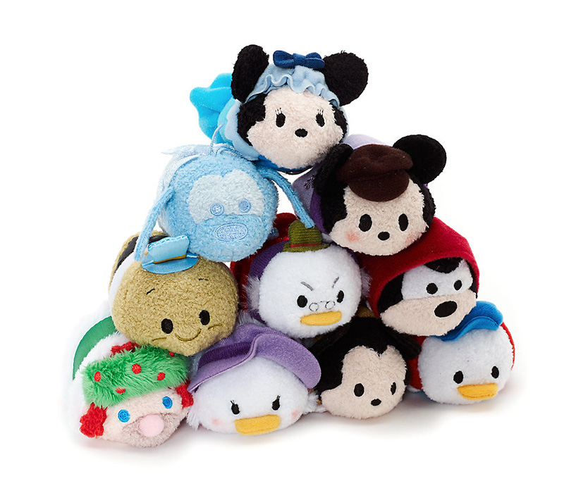 Disney's Tsum Tsum Plush Guide - Part 2