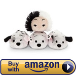 Mini 101 Dalmatians Tsum Tsum Set