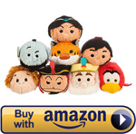 Mini Aladdin Tsum Tsum Set