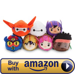 Mini Big Hero 6 Tsum Tsum Set