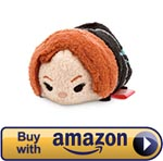Mini Black Widow Tsum Tsum