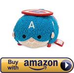 Mini Captain America Tsum Tsum