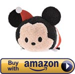 Mini Christmas 2014 Mickey Tsum Tsum