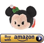 Mini Christmas 2014 Minnie Tsum Tsum