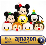 Mini Christmas 2014 Tsum Tsum Set