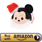 Mini Christmas 2015 Mickey Tsum Tsum