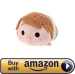 Mini Christopher Robin Tsum Tsum
