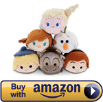 Mini Frozen Tsum Tsum Set