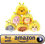 Mini Honey Pot 2015 Tsum Tsum Set