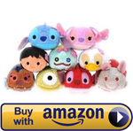 Mini Lilo & Stitch Tsum Tsum Set (JP)