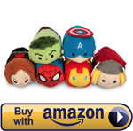 Mini Marvel Tsum Tsum Set