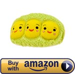Mini Three Peas in a Pod Tsum Tsum