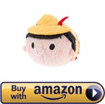 Mini Pinocchio Tsum Tsum