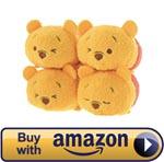 Mini Pooh Expressions Tsum Tsum Set