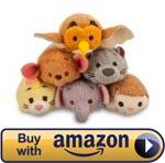 Mini Winnie the Pooh Tsum Tsum Set