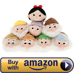 Mini Snow White Tsum Tsum Set