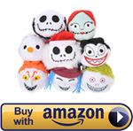 Mini Nightmare Before Christmas Tsum Tsum Set