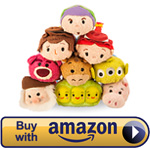 Mini Toy Story Tsum Tsum Set