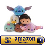 Mini Lilo & Stitch Tsum Tsum Set (US)