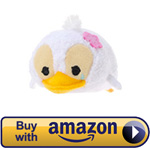 Mini Ugly Duckling (Flower) Tsum Tsum