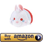 Mini White Rabbit Tsum Tsum