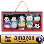 Christmas Carol Tsum Tsum Box Set