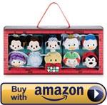 Christmas Carol Tsum Tsum Box Set