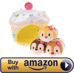 Cupcake Tsum Tsum Set