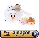 Frozen Tsum Tsum Bag Set